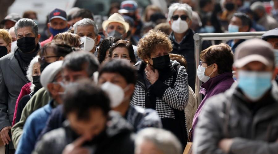 7.458 casos activos de covid-19 en Chile: Conoce las comunas más afectadas a nivel nacional