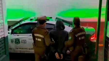 Se mantiene en prisión preventiva: Fue formalizado falso taxista acusado de abusar a joven en Puente Alto