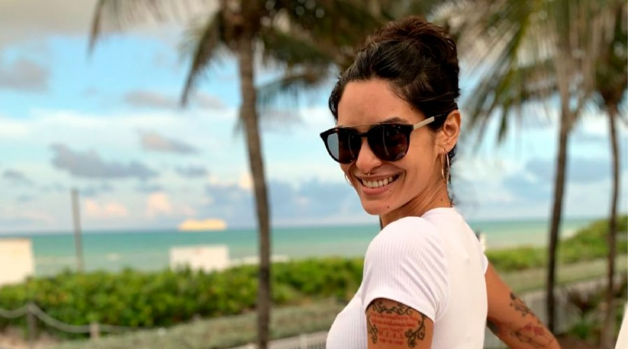 Recordada participante de Amor a Prueba acaba de casarse en Miami