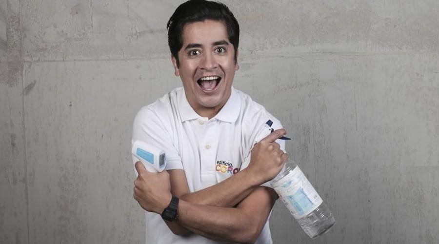 Fernando Godoy se prepara para su primera teleserie nocturna en Mega