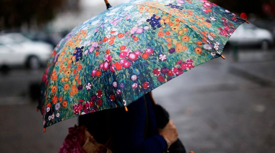 Vuelve la lluvia a la Región Metropolitana: Revisa aquí el pronóstico del tiempo para este fin de semana