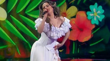 Karla Melo transmitió sabor y energía en su segundo tributo a Thalía