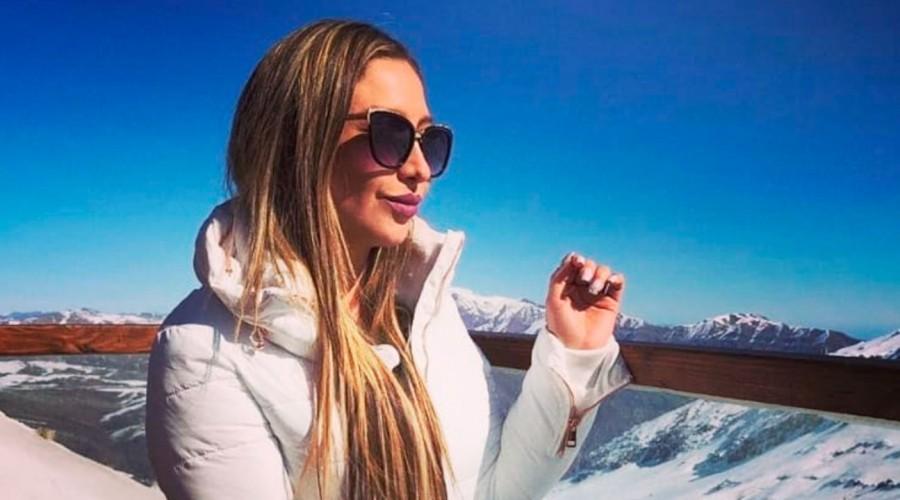 """Lujosos regalos, bailes y torta: Nicole """"Luli"""" Moreno celebró sus 34 años"""