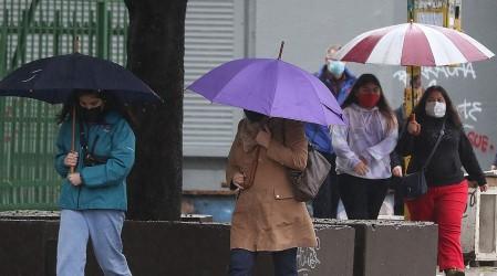 Nuevo sistema frontal: Revisa cuándo volverá a llover esta semana
