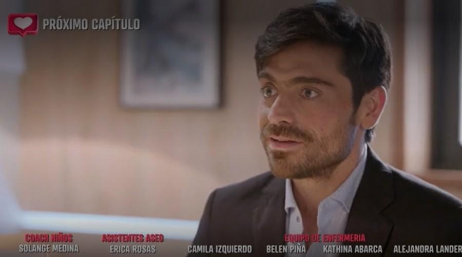 Avance: ¿Algo pasará entre Santiago y Francisca?
