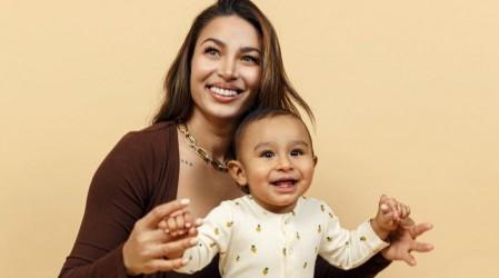 Amor de madre: El tierno y significativo gesto de Lisandra Silva para su hijo Noah desde España