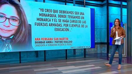Un día fuera del tiempo o el Reino de Chile: Estas son algunas de las propuestas de los candidatos al Congreso