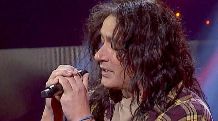 Un jugado José Luis Repenning se lució como Eddie Vedder