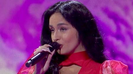 La sabrosona presentación de Paloma Soto como Rosalía en