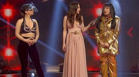 Ale Valle cede su lugar en The Covers y abandona el programa: Karla Melo sigue en competencia