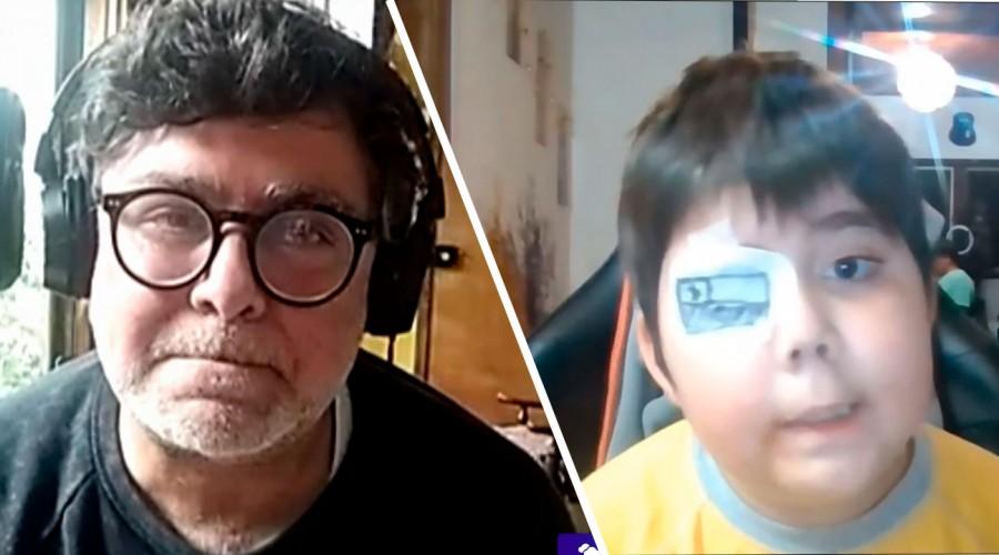 """Entrevista exclusiva a papá de Tomiii 11: """"Ha enseñado a la gente a tener otra mirada, otra visión de la vida"""""""