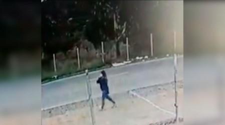 Video revela momentos previos a la desaparición de niña en Limache: Realizan intensa búsqueda