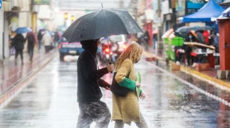 Se esperan precipitaciones en la Región Metropolitana