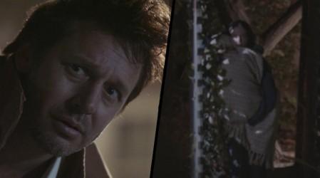 Joaquín vio a Melissa escapando con Mateo y dejó impactados a los fanáticos