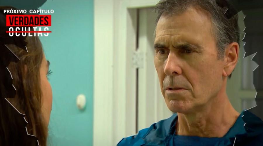 Avance: Tomás será chantajeado por Julieta para dejar a Rocío