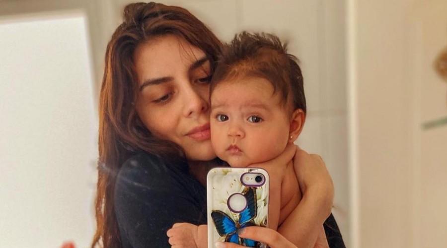 """""""Para mí es perfecta"""": Mira cómo ha crecido la hija de Kathy Contreras"""