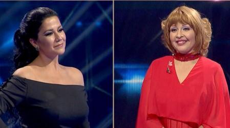 Duelo de divas: Carolina Soto y Denisse Malebrán demostraron todo su talento en este peleado versus musical