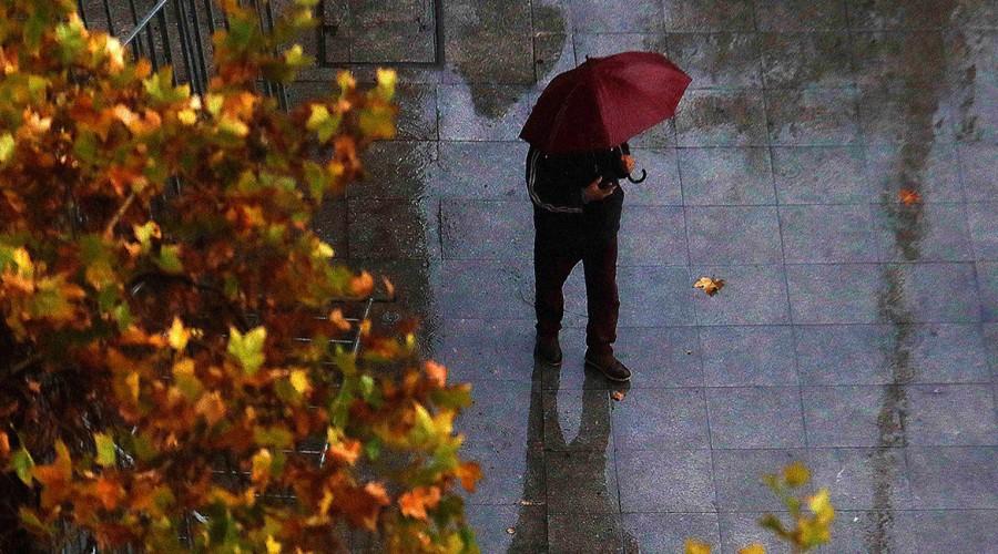 Lluvias en Santiago: Conoce el pronóstico del tiempo para el resto de la semana