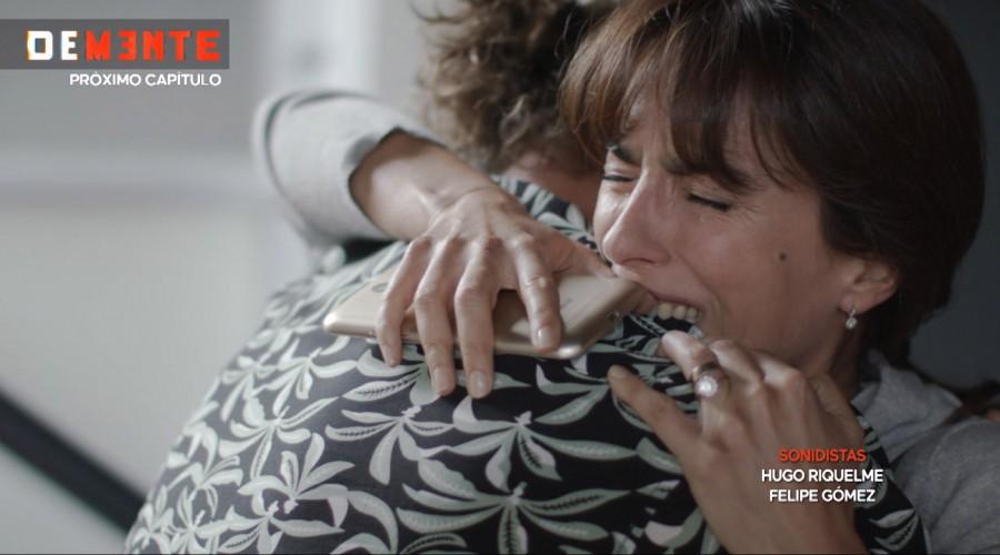Avance: Teresa irá a ver a Emiliano muy angustiada