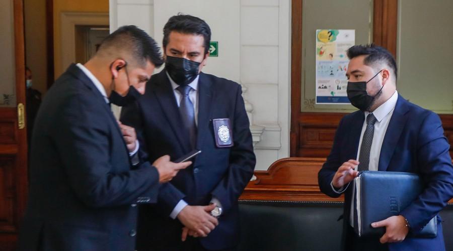 PDI llega a la Convención para llamar a declarar a Loncón y Bassa por el caso de Rojas Vade