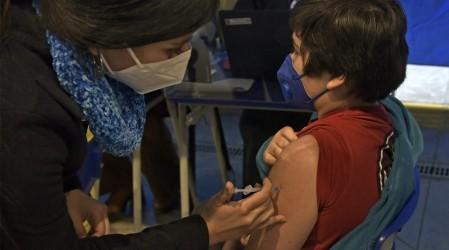 Niños de 6 a 11 años podrán vacunarse desde el lunes 13 de septiembre
