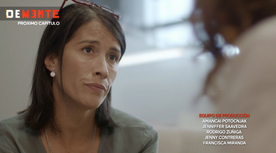 Avance: La psicóloga le dirá a Flavia que deben internar a Miranda