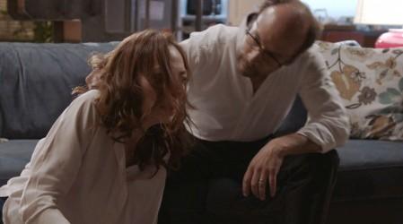 Televidentes temen por Flavia tras el nuevo ataque del demente de su marido