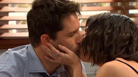 ¡Martina y Gaspar se besan apasionadamente - Capítulo 943