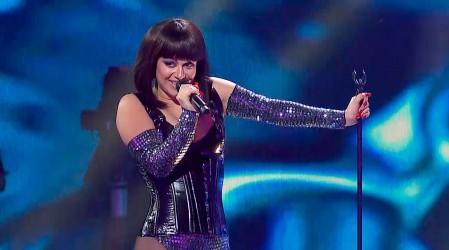 ¡Al igual que Thalía!: Karla Melo pone la cuota sensual en