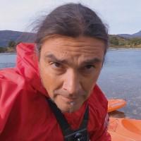 Luis Andaur recorrió la asombrosa ruta de las cascadas en La Araucanía