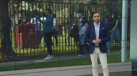 """""""La juventud está dentro de una olla a presión"""": Rodrigo Sepúlveda y fiesta masiva en Parque Padre Hurtado"""