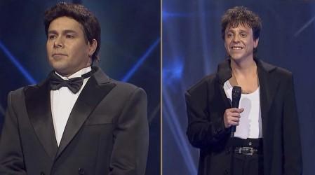 ¡Duelo de grandes baladistas! Pastelito y Matías Vega llenaron de romanticismo el escenario