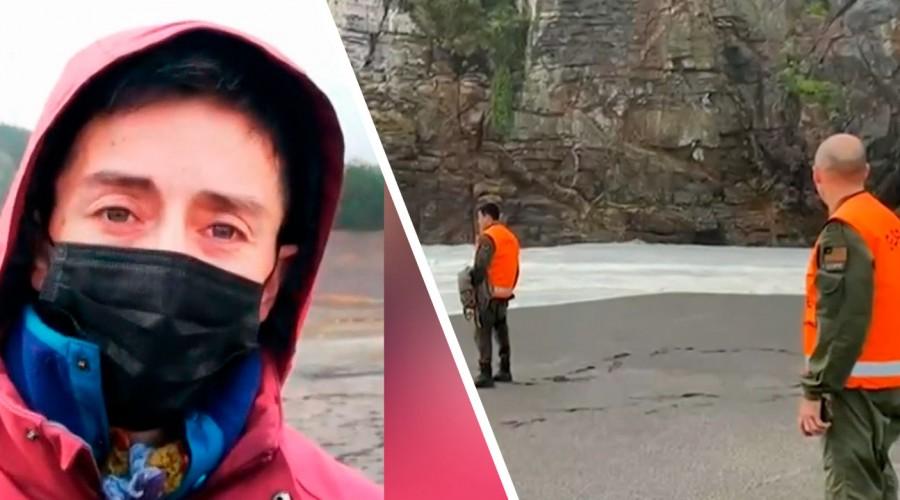 """""""Teníamos a cuatro amigos adentro de la caverna y salió uno"""": Amigo de jóvenes desaparecidos en Cobquecura"""