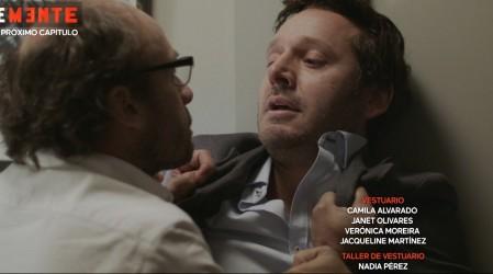 Avance: Joaquín verá a Flavia y será amenazado por Dante
