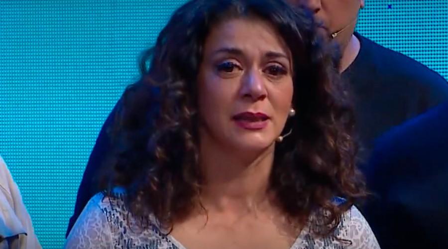 """Paola Troncoso rompe en llanto tras fin de """"Mi Barrio"""": """"Todo lo que se hace aquí es con amor y esfuerzo"""""""