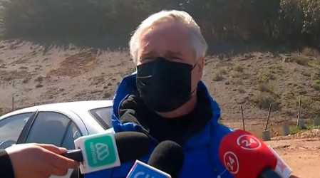 """""""Esta es una situación muy difícil de aceptar"""": Habla padre de Ismael Botti, joven desaparecido en Cobquecura"""