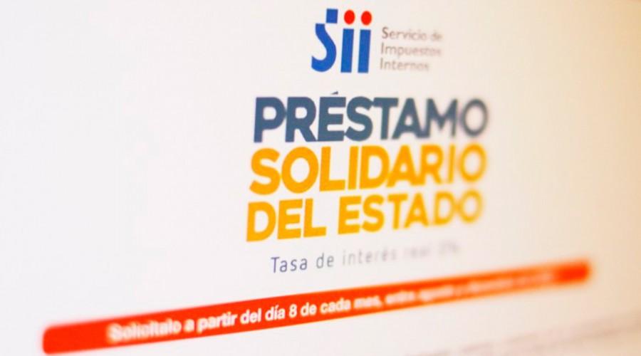 Préstamo Solidario: ¿A quiénes se les retendrá un porcentaje en las boletas desde septiembre?
