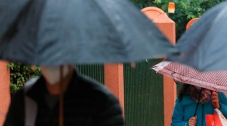 Revisa cuándo y dónde lloverá en la Región Metropolitana durante las Fiestas Patrias