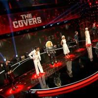 """¡Espectaculares interpretaciones!: Dos nuevos competidores deben abandonar """"The Covers"""""""