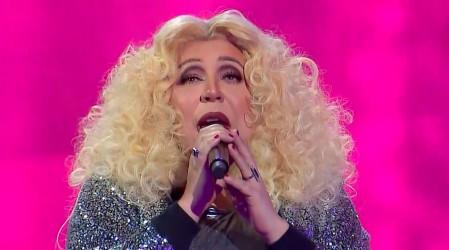 """Con la Cher de """"Mamma Mia!"""", Andrés Sáez vuelve al escenario de """"The Covers"""""""