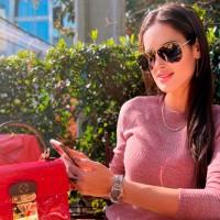 """Adriana Barrientos muestra sus carteras: """"En valor superan al departamento que tengo"""""""