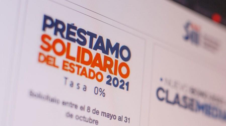 ¿Postulaste este mes?: Conoce cuál es la fecha de pago del Préstamo Solidario de septiembre