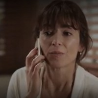 Teresa está muy angustiada por la desaparición de Joaquín