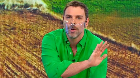 Carreras de galgos en la mira: José Antonio Neme defendió los derechos animales contra diputado Prieto