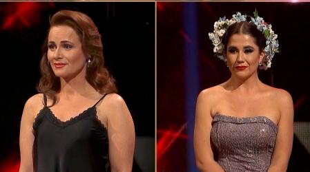 Duelo de divas: Carolina Soto y Amaya Forch se enfrentan con emotivas presentaciones