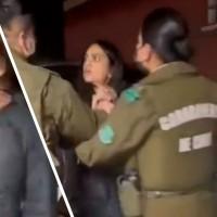 Funcionario de Carabineros que detuvo violentamente a la constituyente Tiare Aguilera fue dado de baja