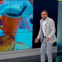 Rodrigo Sepúlveda sufre divertido chascarro en pleno noticiero