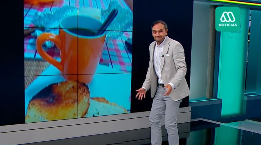 """""""Solo risas y burlas"""": Rodrigo Sepúlveda sufre divertido chascarro en pleno noticiero"""