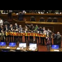 Cámara de diputadas y diputados aprueba cuarto retiro del 10% de las AFP