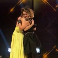 """Karla Constant se emocionó con la partida de Karla Melo y Paloma Soto en """"The Covers"""""""